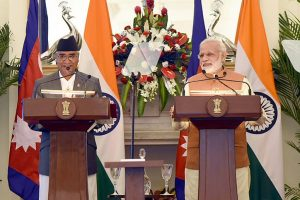 We will not allow anti-India activities for our soil: Nepal PM