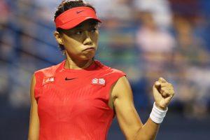 Connecticut Open: Shuai Zhang upsets Petra Kvitova in opener