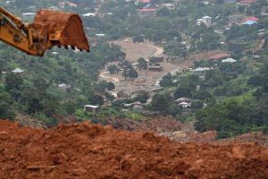 Sierra Leone mudslides, floods death toll rises to 467