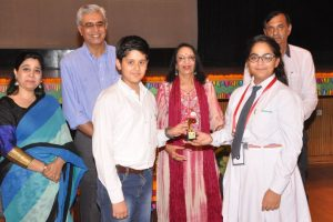 Springdales celebrates National Inter-School English Festival