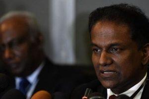 No stepping down as Sri Lanka cricket boss: Sumathipala