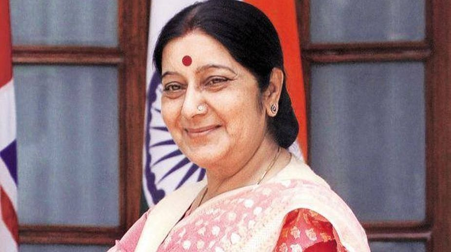New Delhi, Terrorism, disruptions, Sushma Swaraj