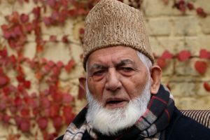 Syed Ali Geelani admitted to hospital