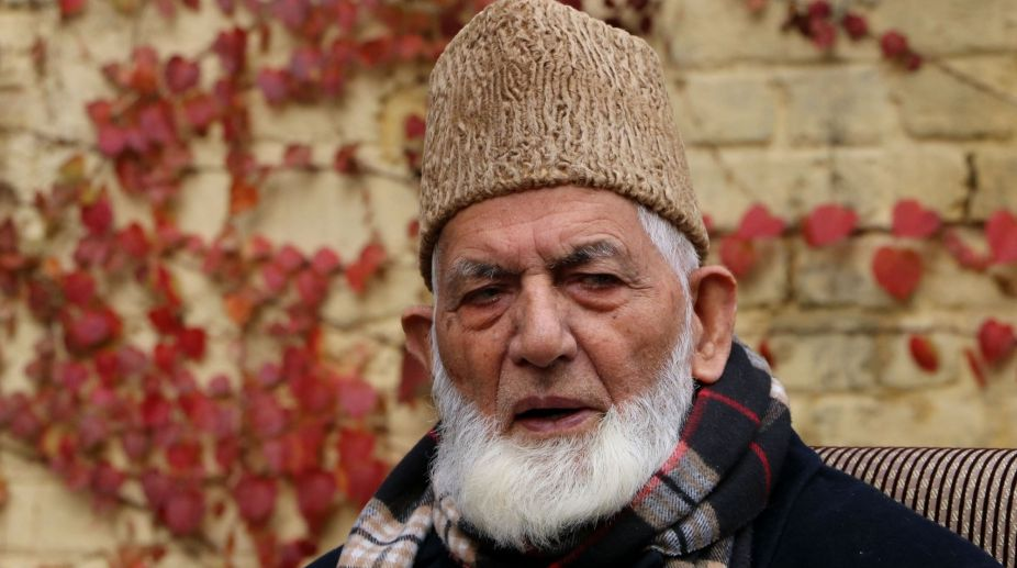 Geelani steps down as Tehreek-e-Hurriyat chairman