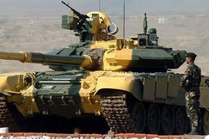 Army to add more teeth to T-90 battle tanks