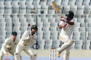 Tamim hits half-ton as Bangladesh build lead against Australia