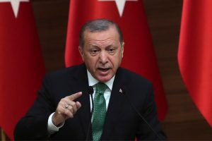 Erdogan says world 'blind and deaf' to Rohingya plight