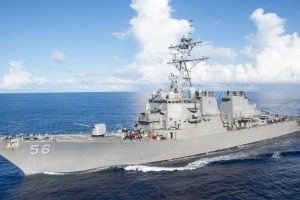 South Korea, US begin naval manoeuvres