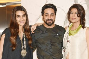 'Bareily Ki Barfi's fun-filled screening for the cast and crew!