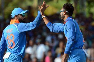 1st ODI: India restrict Sri Lanka to 216