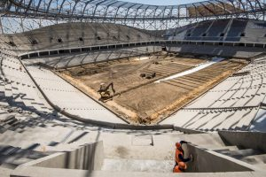 Stalingrad history a constant presence for World Cup workers
