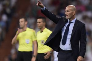 Zinedine Zidane leads nominees for FIFA coach prize