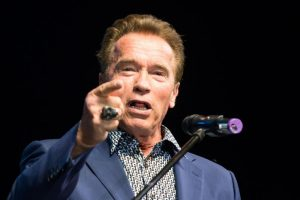 Schwarzenegger urges Trump to reject white supremacists