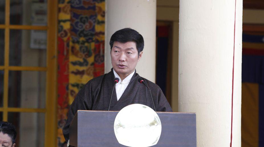 Sridevi, Tibetan, Prime Minister, Lobsang Sangay
