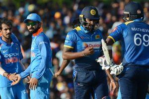 Sri Lanka morale strengthened by India thrashing?