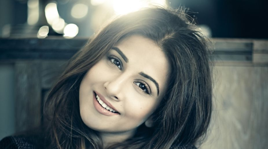 I'm very particular about my hair: Vidya Balan