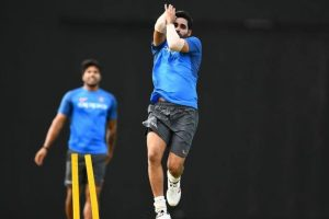 Bhuvneshwar Kumar returns, this time even more daunting