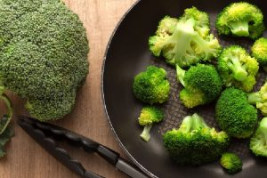 Broccoli may prevent hardening of neck arteries in the elderly