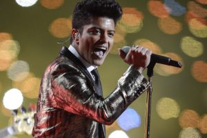 Bruno Mars to donate $1 mn to ease Flint water crisis