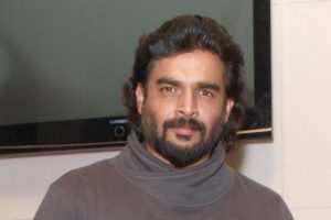 I'm not used to being called hot: R Madhavan