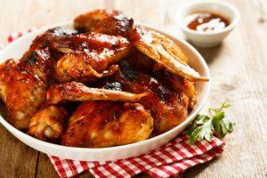 Genuine Broaster Chicken: Campus delight