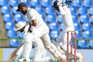 India reach 329/6 at stumps on first day