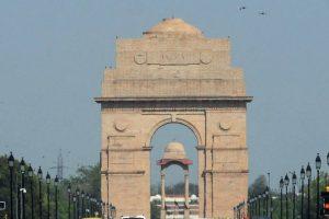 Humid Friday morning in Delhi