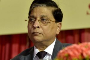 Impeachment motion against CJI Dipak Misra loses momentum