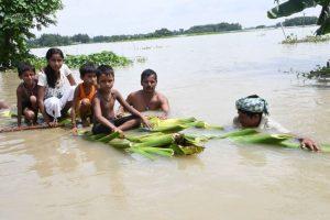 6.5 mn hit by floods in Bihar, over 40 dead
