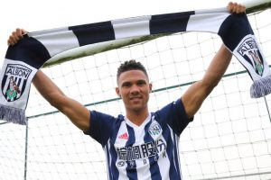 West Brom rope in defender Kieran Gibbs from Arsenal