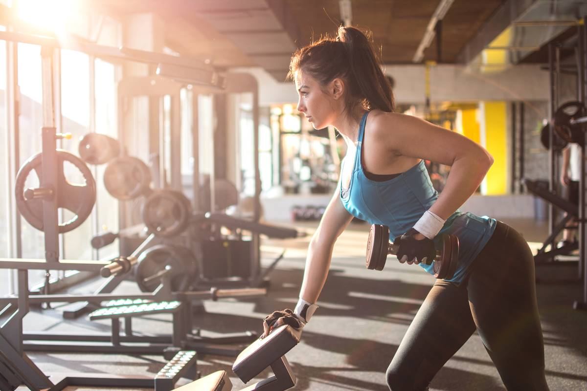 What is the right age to join a gym