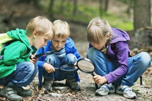Children's curiosity and what they tell us about us and our world