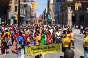 Thousands celebrate India Day Parade in New York