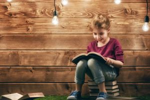 Stories with human characters influence children more