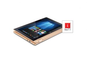 iBall introduces convertible laptop at Rs 30,000