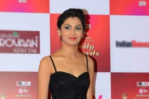 Actress Sriti excited to play double role in 'Kumkum Bhagya'
