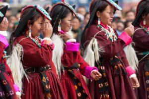 Ladakhi tribe no longer vegan