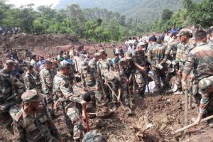 Over 50 feared buried alive in Himachal landslide