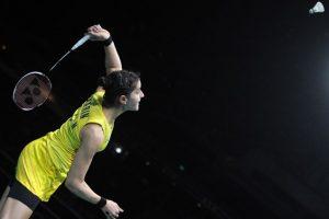 Olympic gold medallist Marin 'better prepared' for World Championship