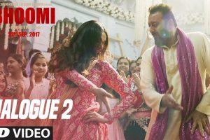 Par Ghar Kaha Hota Hai Papa: Bhoomi (Dialogue Promo 2) | Sanjay Dutt | Aditi Rao Hydari