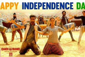 Happy Independence Day 2017 | Qaidi Band | Aadar Jain | Anya Singh