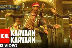 """Kaavaan Kaavaan"" Lyrical Video   Lucknow Central   Farhan Akhtar, Gippy Grewal   Divya Arjunna"