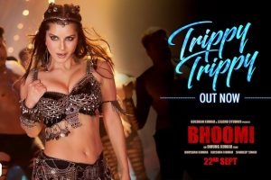 Here is the latest song of Sunny Leone titled Trippy Trippy