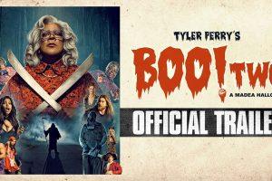 Boo 2! A Madea Halloween Official Trailer 2017