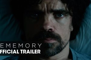REMEMORY – Official Trailer | Peter Dinklage, Anton Yelchin