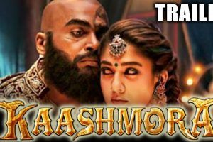 Kaashmora (2017) Official Trailer 2 | Karthi, Nayanthara, Vivek