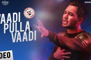 Meesaya Murukku Songs   Vaadi Pulla Vaadi Video Song   Hiphop Tamizha, Aathmika, Vivek