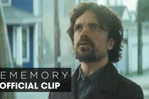 """REMEMORY (2017 Movie) – Official Clip """"Alison's Dead"""" – Peter Dinklage"""