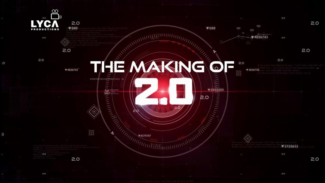 Making of 2.0 | Rajinikanth, Akshay Kumar | Shankar | A.R. Rahman