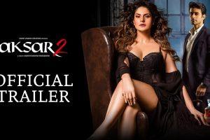 Aksar 2 starring Zareen Khan official trailer released
